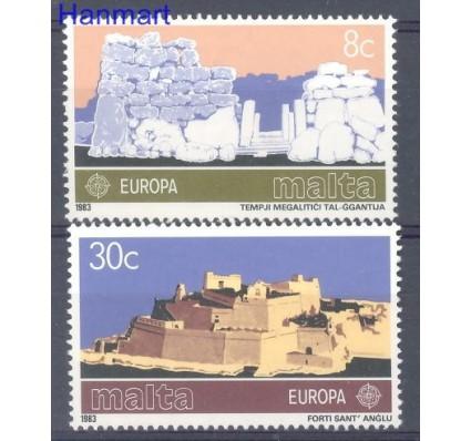 Malta 1983 Mi 680-681 Czyste **
