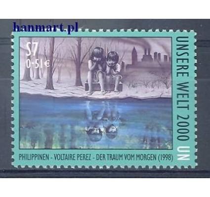 Znaczek Narody Zjednoczone Wiedeń 2000 Mi 307 Czyste **