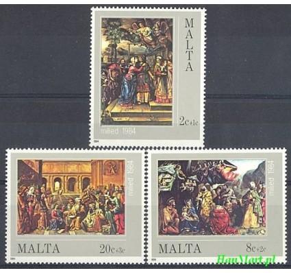 Malta 1984 Mi 713-715 Czyste **