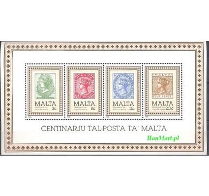 Malta 1985 Mi bl 8 Czyste **