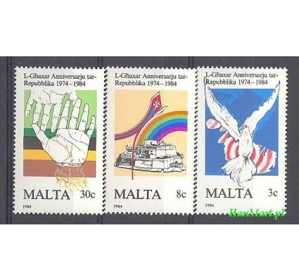 Malta 1984 Mi 716-718 Czyste **