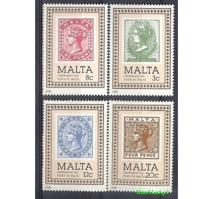 Malta 1985 Mi 719-722 Czyste **