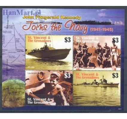 Saint Vincent i Grenadyny 2007 Mi 6328-6331 Czyste **