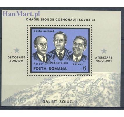 Rumunia 1971 Mi bl 85 Czyste **