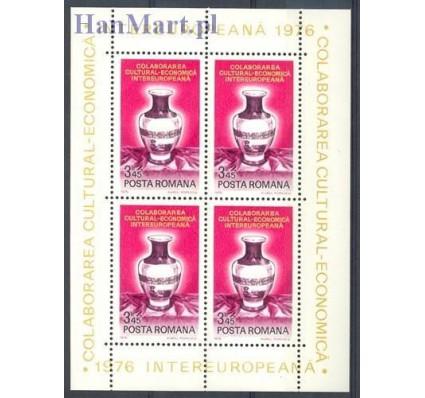 Znaczek Rumunia 1976 Mi bl 134 Czyste **