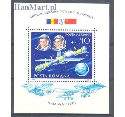Rumunia 1981 Mi bl 180 Czyste **