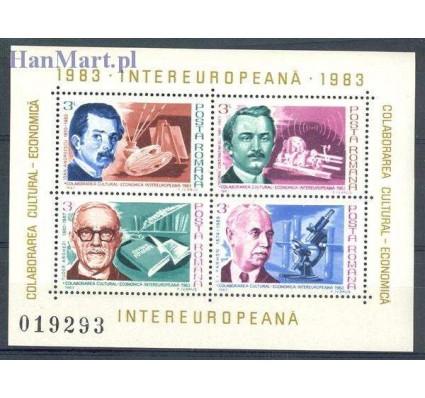 Znaczek Rumunia 1983 Mi bl 194 Czyste **