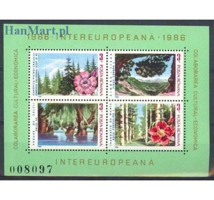 Znaczek Rumunia 1986 Mi bl 224 Czyste **