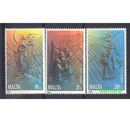 Malta 1985 Mi 736-738 Czyste **