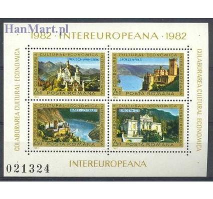 Znaczek Rumunia 1982 Mi bl 187 Czyste **
