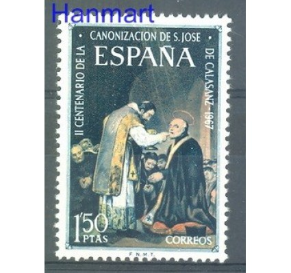 Znaczek Hiszpania 1967 Mi 1731 Czyste **