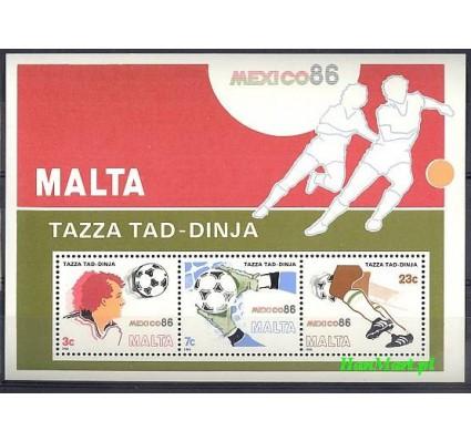 Malta 1986 Mi bl 9 Czyste **