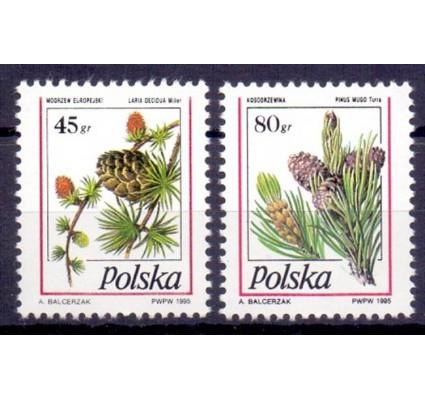 Polska 1995 Mi 3530-3531 Fi 3382-3383 Czyste **