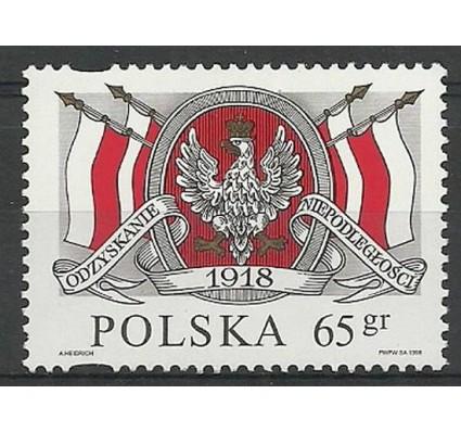 Znaczek Polska 1998 Mi 3733 Fi 3585x Czyste **