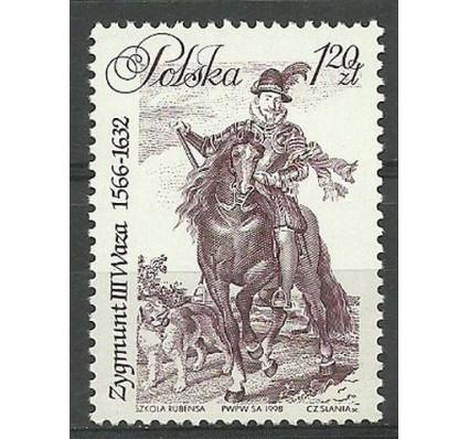 Znaczek Polska 1998 Mi 3730 Fi 3582 Czyste **