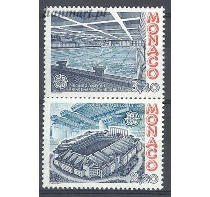 Monako 1987 Mi 1794-1795 Czyste **