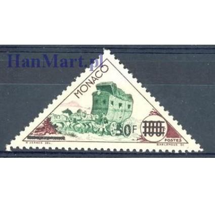 Znaczek Monako 1956 Mi 556 Czyste **