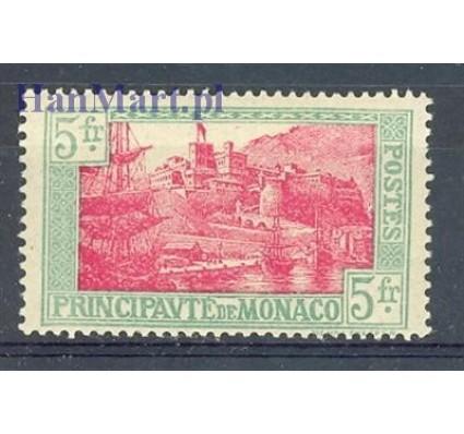 Znaczek Monako 1927 Mi 102 Z podlepką *