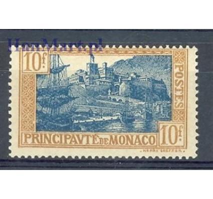 Znaczek Monako 1927 Mi 103 Z podlepką *