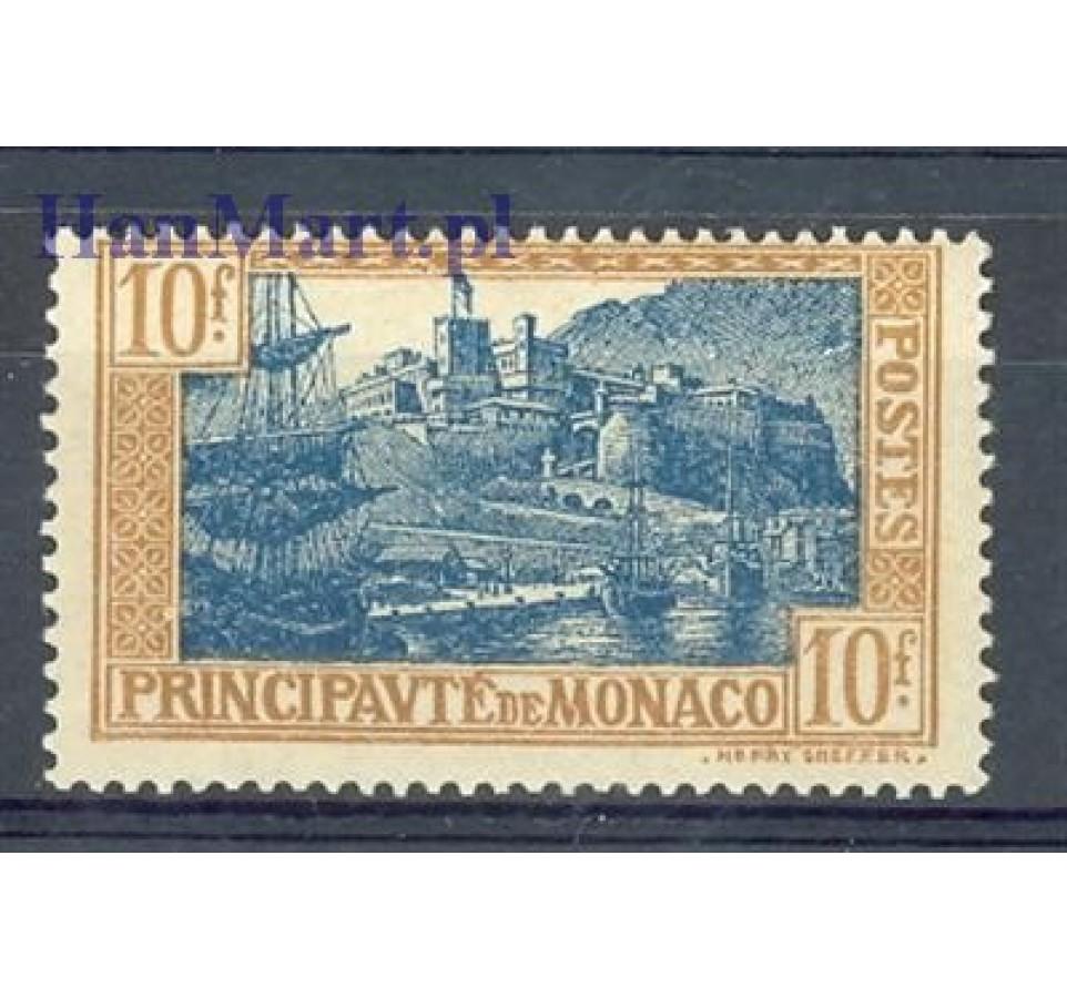 Monako 1927 Mi 103 Z podlepką *