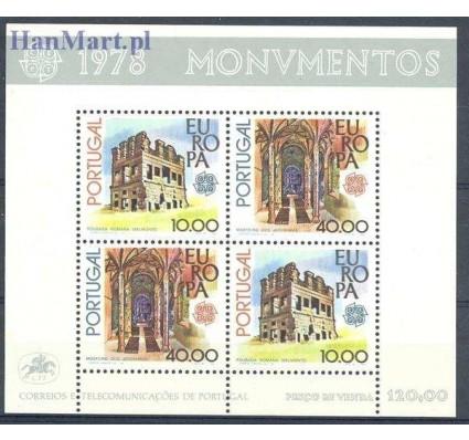 Portugalia 1978 Mi bl 23 Czyste **