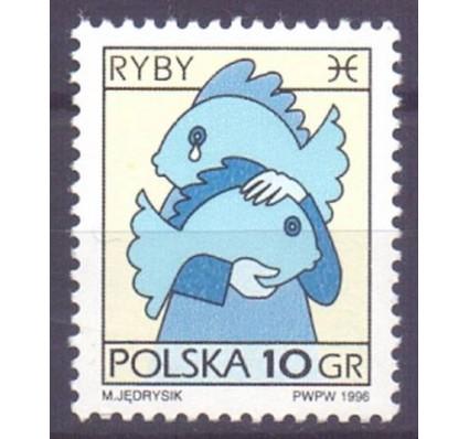 Znaczek Polska 1996 Mi 3612x Fi 3464x Czyste **
