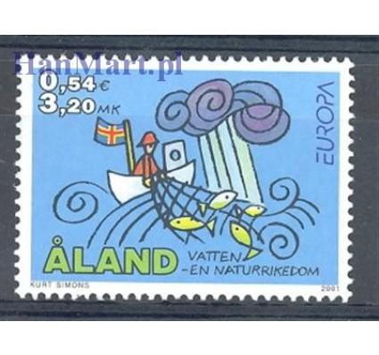 Znaczek Wyspy Alandzkie 2001 Mi 191 Czyste **