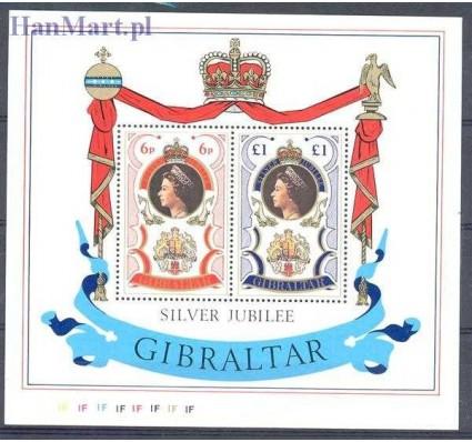 Gibraltar 1977 Mi bl 3 Czyste **