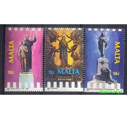 Malta 1988 Mi 791-793 Czyste **