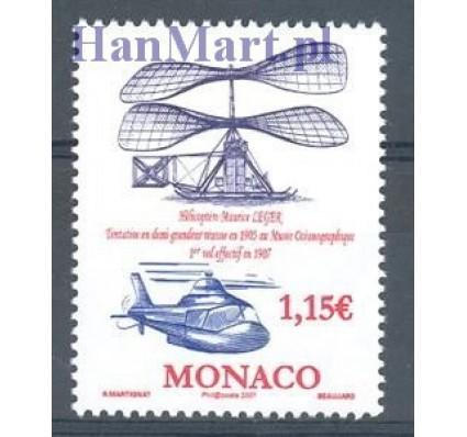 Znaczek Monako 2007 Mi 2852 Czyste **