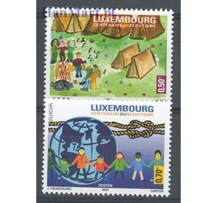 Znaczek Luksemburg 2007 Mi 1750-1751 Czyste **