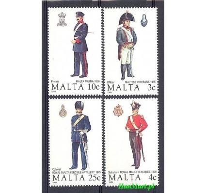 Malta 1989 Mi 818-821 Czyste **