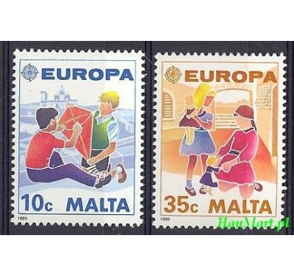 Malta 1989 Mi 816-817 Czyste **