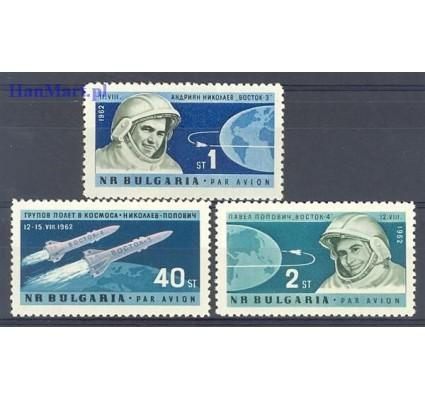 Znaczek Bułgaria 1962 Mi 1355-1357 Czyste **