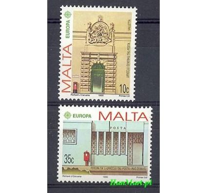 Znaczek Malta 1990 Mi 831-832 Czyste **