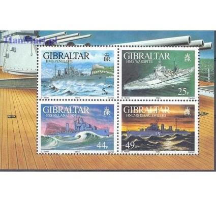 Znaczek Gibraltar 1994 Mi bl 19 Czyste **