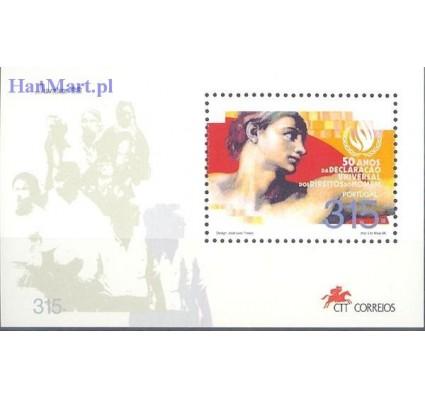 Portugalia 1998 Mi bl 139 Czyste **