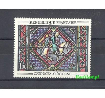 Znaczek Francja 1965 Mi 1513 Czyste **