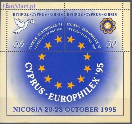 Znaczek Cypr  1995 Mi bl 17 Czyste **