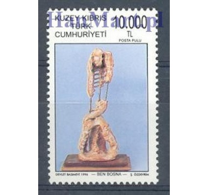 Cypr Północny 1996 Mi 419 Czyste **