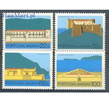 Znaczek Madera 1986 Mi 107-110 Czyste **