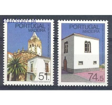 Znaczek Madera 1987 Mi 116-117 Czyste **