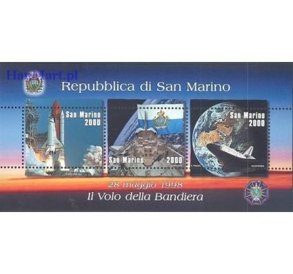 San Marino 1998 Mi bl 24 Czyste **