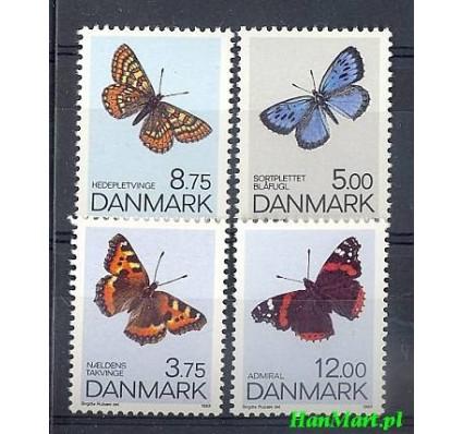 Dania 1993 Mi 1048-1051 Czyste **