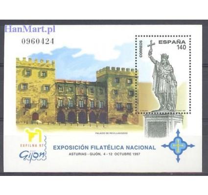 Hiszpania 1997 Mi bl 71 Czyste **