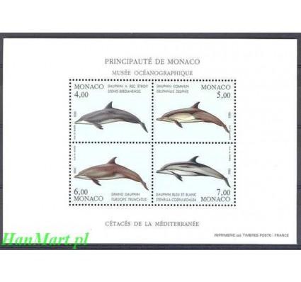Monako 1992 Mi bl 54 Czyste **