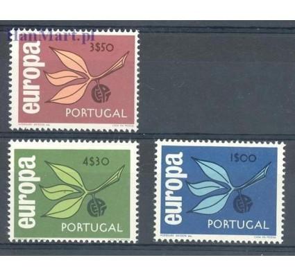Znaczek Portugalia 1965 Mi 990-992 Czyste **