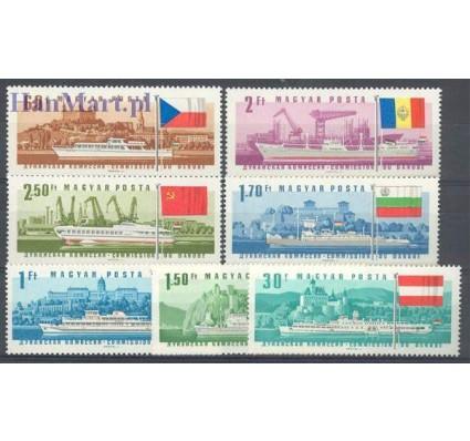 Znaczek Węgry 1967 Mi 2323-2329 Czyste **