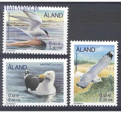 Znaczek Wyspy Alandzkie 2000 Mi 168-170 Czyste **