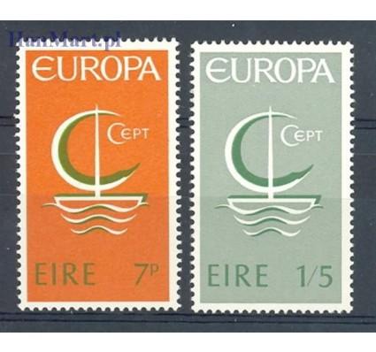 Znaczek Irlandia 1966 Mi 188-189 Czyste **